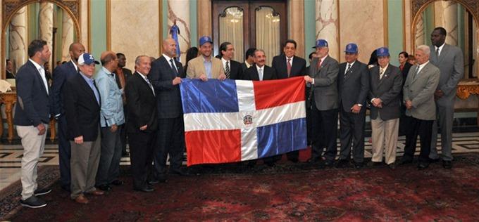 Bandera-Palacio