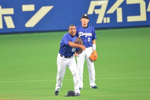 Hernandez, Anderson Japon 0
