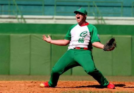 Cienfuegos pitcher