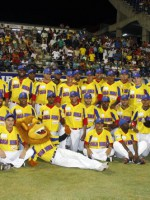 Colombia gana Serie Latinoamericana
