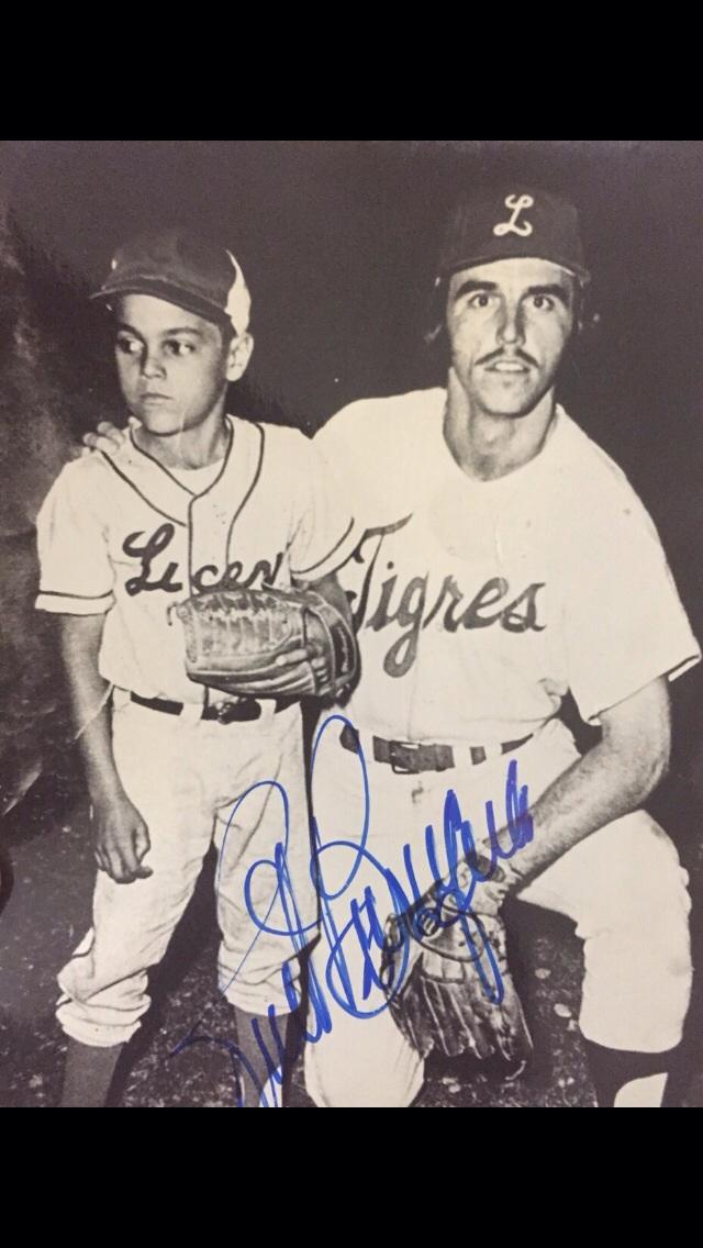 Junior Noboa con Kurt Bevacqua