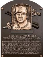 Pedro Martínez llegó a la gloria: Cooperstown.