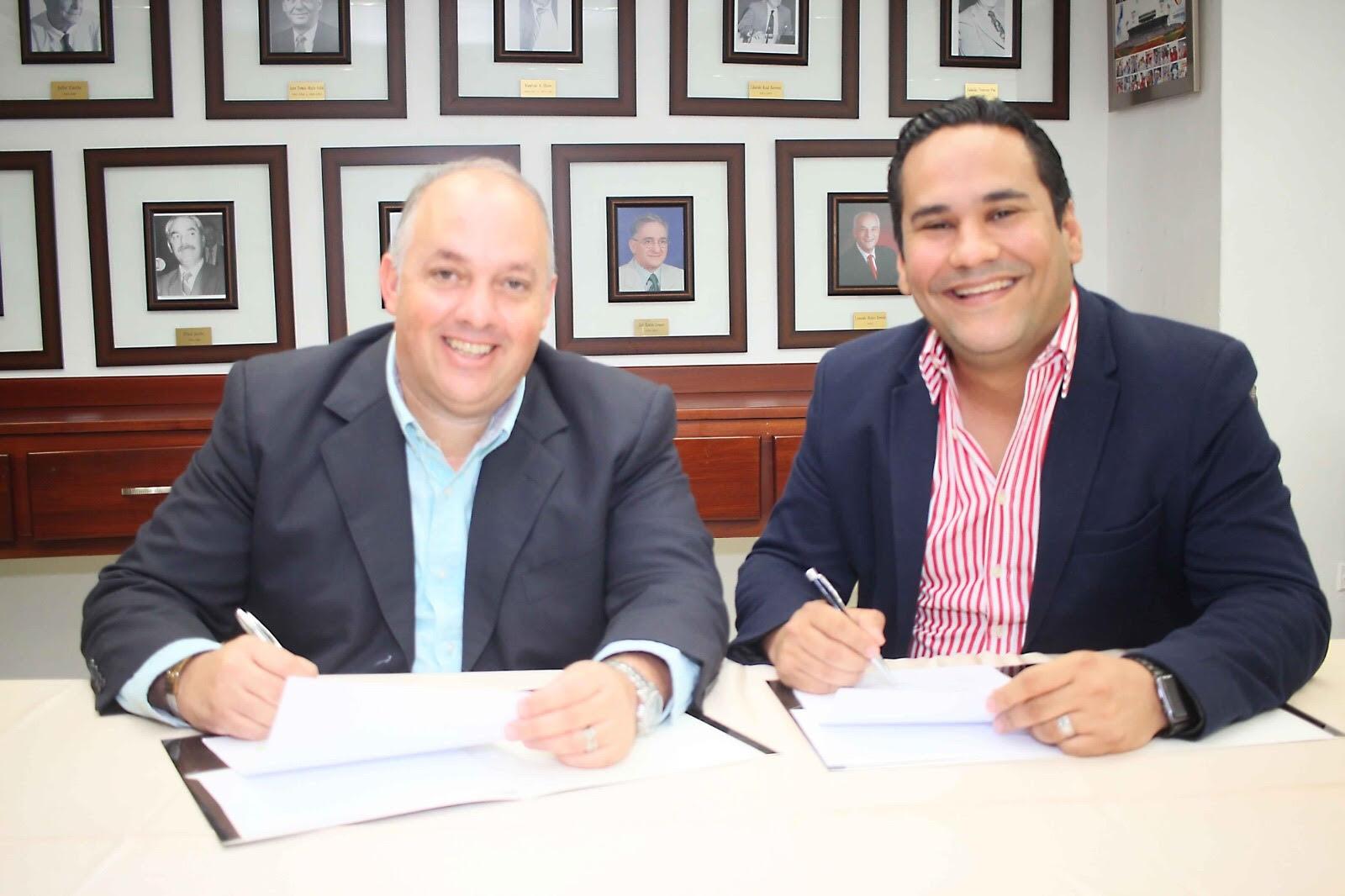 PAVEL AGUILO Y TIRSO GONZALEZ