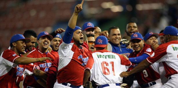Venezuela y Puerto Rico avanzan a semifinales