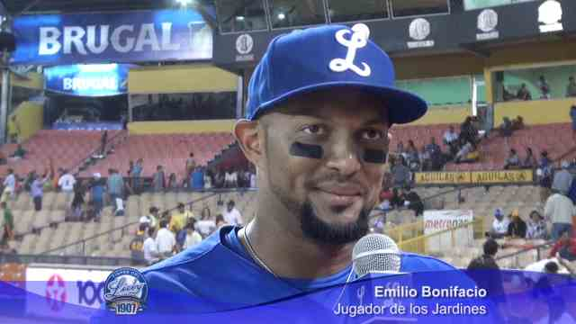 Emilio Bonifacio: Estoy para ayudar y aportar en cualquier puesto