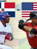 Dominicana y EE.UU. por último boleto a final del Clásico de Béisbol