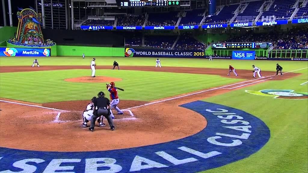 Puerto Rico ante Estados Unidos por el título del Clásico de Béisbol