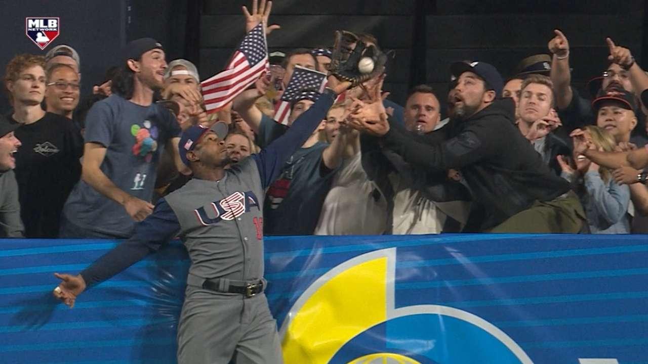 Estados Unidos completa el cuarteto finalista del Clásico Mundial
