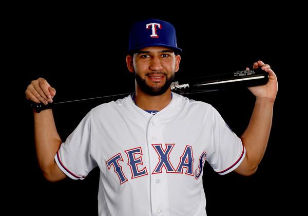 En Sus Palabras: Nomar Mazara, jardinero de los Rangers de Texas