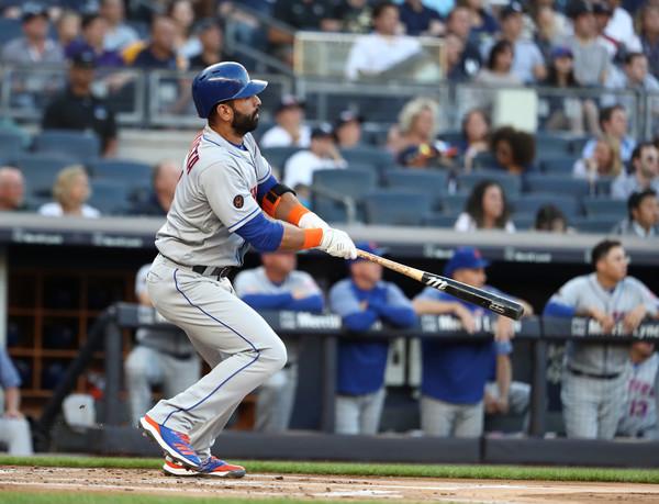 Bautista, con 7 empujadas, lideró victoria histórica de los Mets