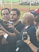 Luis Urueta resalta el buen pitcheo en primeros juegos
