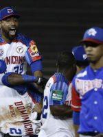 República Dominicana remonta y elimina a Puerto Rico en la Serie del Caribe