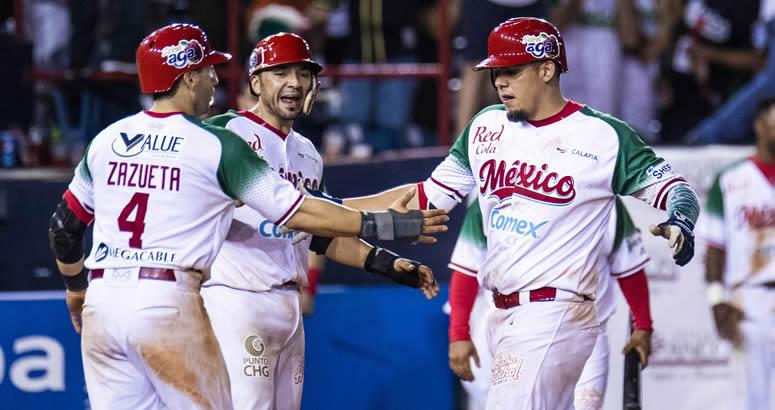 México arrolla a Venezuela y frena su pase temprano a la final