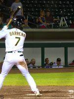 Barrera liga 7 hits, 3 triples y lidera con 11; Abreu, Geraldo y Mercedes se destacan
