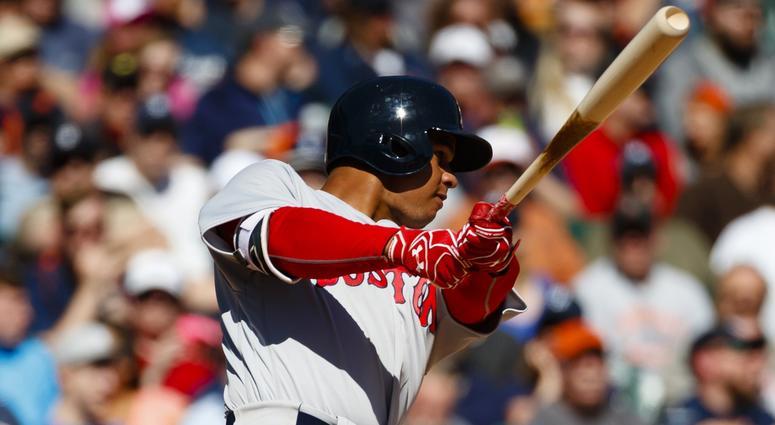 Marco Hernández conecta par de imparables en MLB