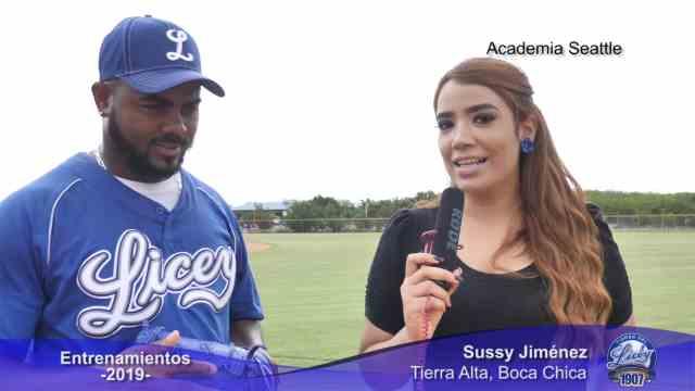 Ulises Joaquín trae su competitividad al Licey