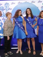 Rama Femenina del Licey presentó madrina 2019-20